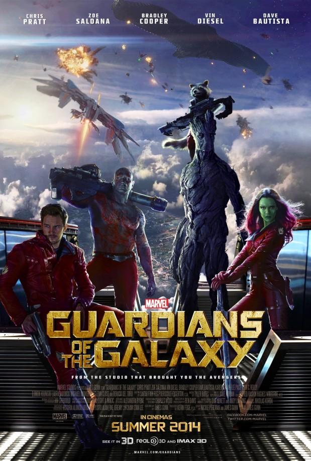 Se llaman a sí mismos Los Guardianes de laGalaxia